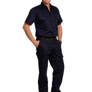 WP03 MEN'S HEAVY COTTON DRILL CARGO PANTS 1     Promotion Wear
