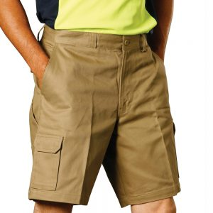 WP06 MEN'S HEAVY COTTON DRILL CARGO SHORTS 2 | | Promotion Wear