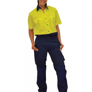 WP10 LADIES' DURABLE WORK PANTS 4     Promotion Wear