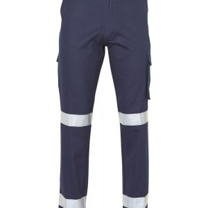 WP13HV PRE-SHRUNK DRILL PANTS WITH 3M TAPES Long Leg 3 | | Promotion Wear
