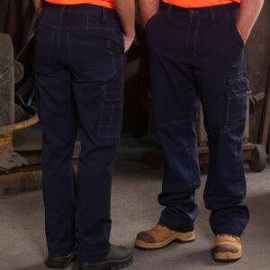 WP20 CORDURA SEMI-FITTED CORDURA WORK PANTS 2     Promotion Wear