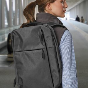 B5006 EXECUTIVE HEATHER BACKPACK 5 | | Promotion Wear