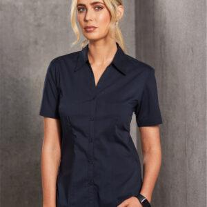 BS07S Executive Lady Short Sleeve