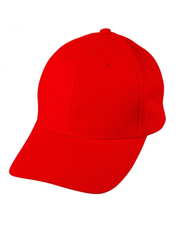 CH01 Heavy Brushed Cotton Cap