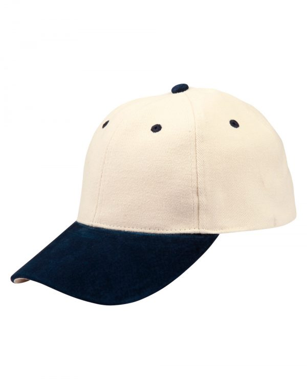 CH05 SUEDE PEAK CAP 1     Promotion Wear