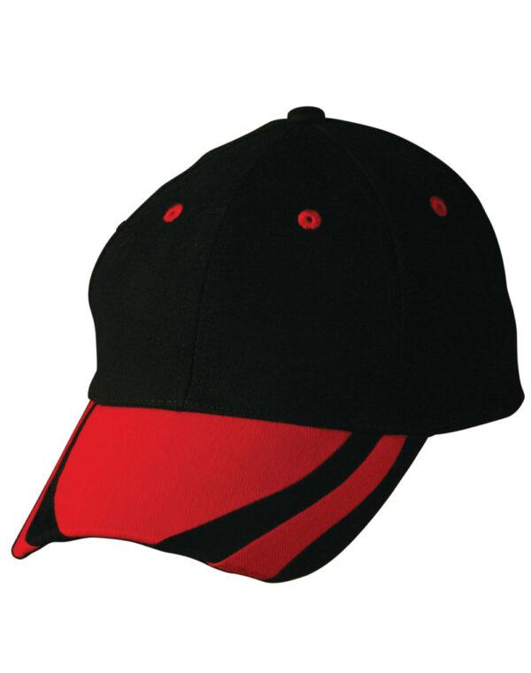 CH67 CONTRAST PEAK CAP