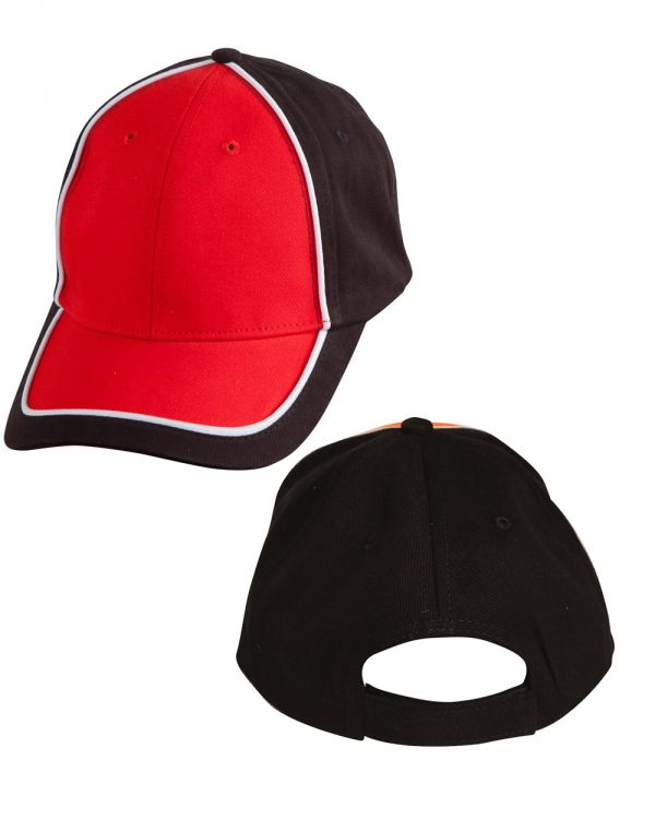 CH78 ARENA TWO TONE CAP
