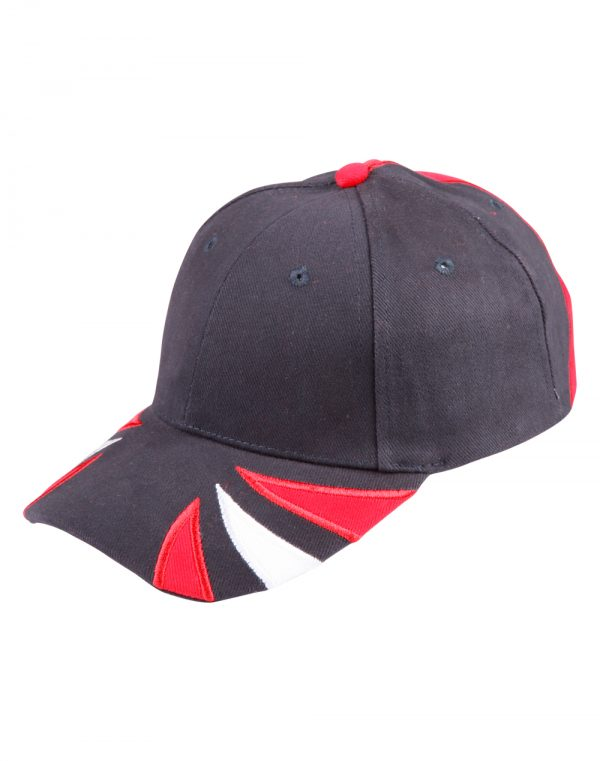 CH80 BATHURST COLOURS CAP