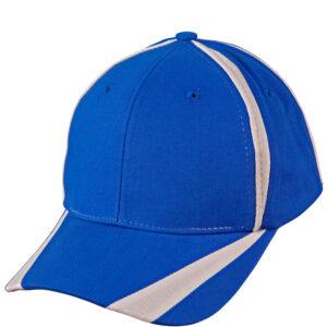 CH81 PEAK & CROWN CONTRAST CAP 3     Promotion Wear