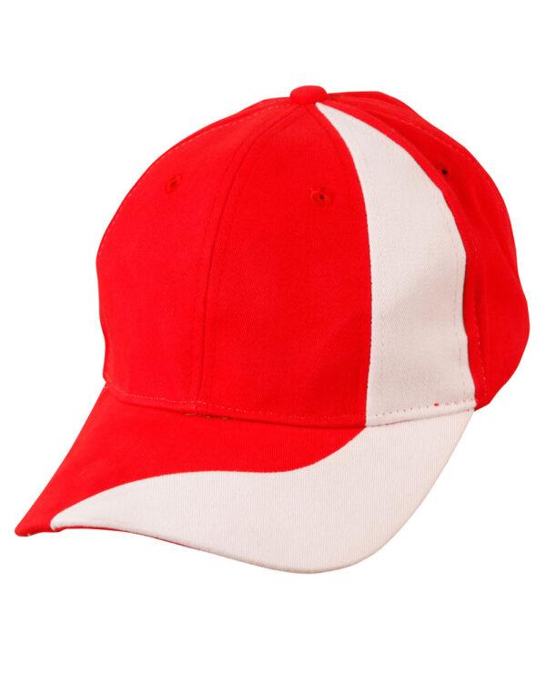 CH82 PEAK & CROWN CONTRAST CAP 1     Promotion Wear