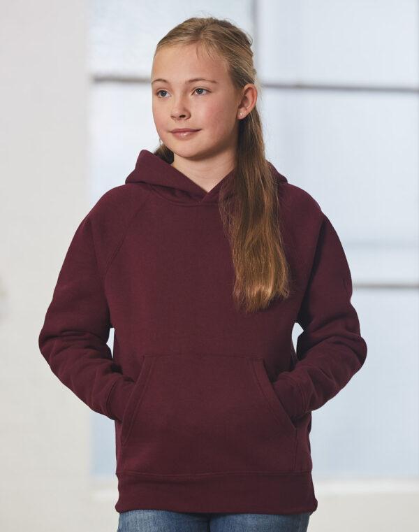 FL07K WARM HUG Kids' Fleece Hoodie 1     Promotion Wear