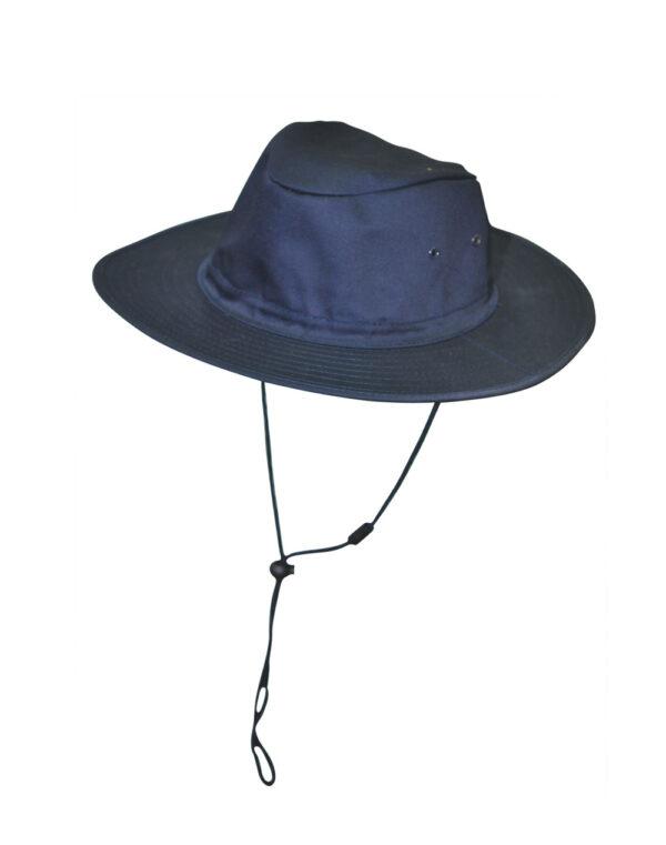 H1026 Slouch Hat With Break-away Clip Strap 1     Promotion Wear