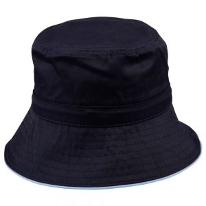 H1033 Sandwich Bucket Hat with Toggle