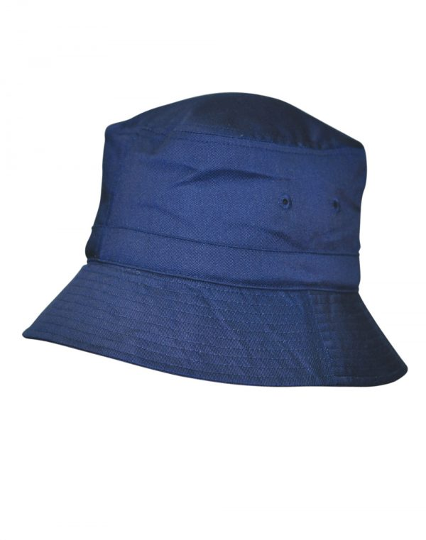 H1034 Bucket Hat With Toggle