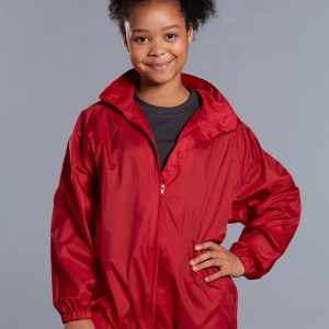 JK10K RAIN FOREST Spray Jacket Kid's