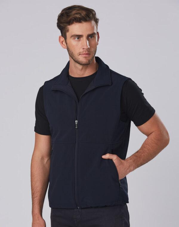 JK25 Men's Softshell Hi-Tech Vest 1 | | Promotion Wear