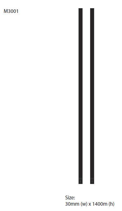 AP08(M3001) CHANGEABLE APRON STRAPS