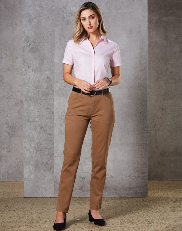 M9390 LADIES BOSTON CHINO