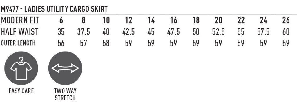 M9477 UTILITY CARGO SKIRT
