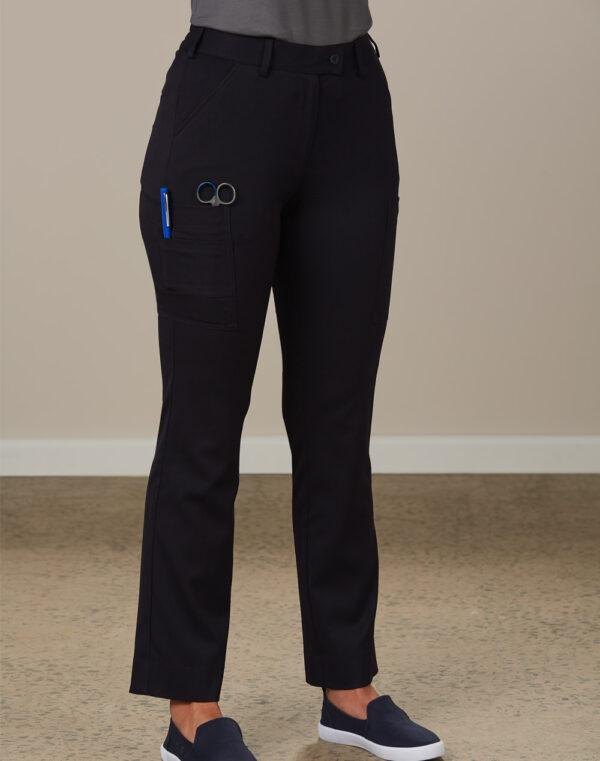 M9480 LADIES UTILITY CARGO PANTS 1 | | Promotion Wear