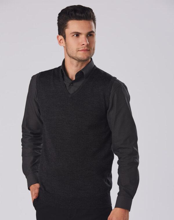 M9501 Men's V-Neck Vest 1     Promotion Wear