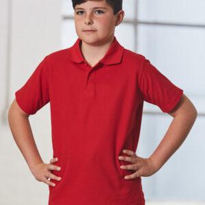 PS11K Kids Poly/Cotton Pique Knit Short Sleeve Polo (Unisex) 1     Promotion Wear