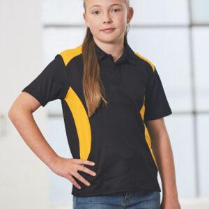 PS31K Kids TrueDry® Contrast Short Sleeve Polo