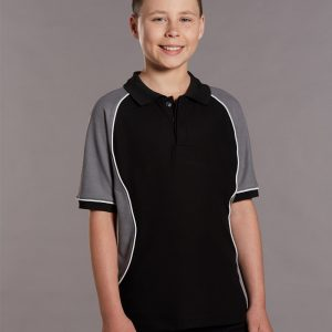 PS77K ARENA POLO Kids 3     Promotion Wear