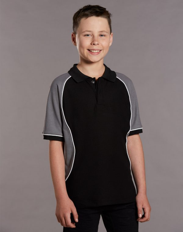 PS77K ARENA POLO Kids 1     Promotion Wear