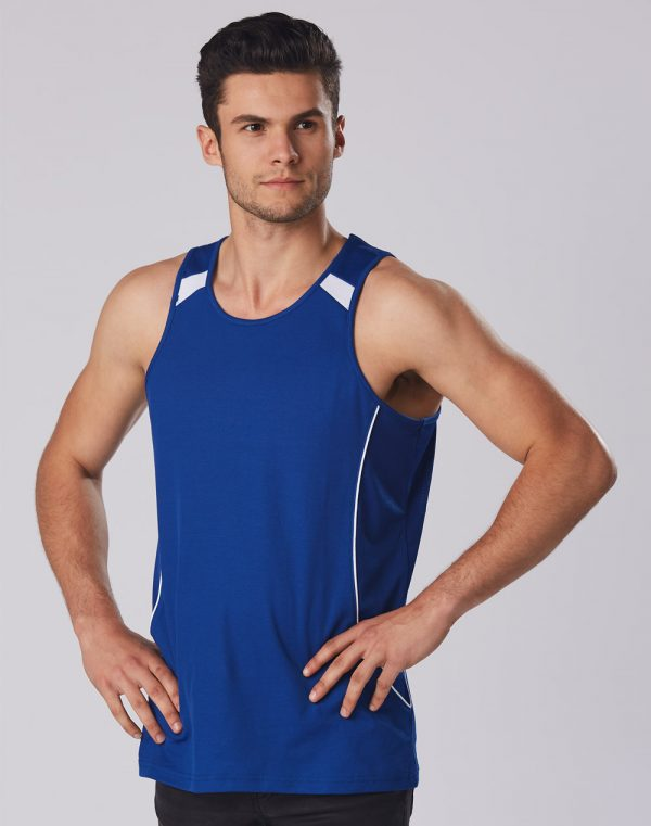 SL53 LEGEND SINGLET Men's
