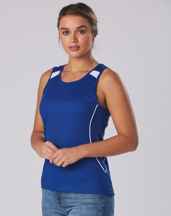SL54 LEGEND SINGLET Ladies'