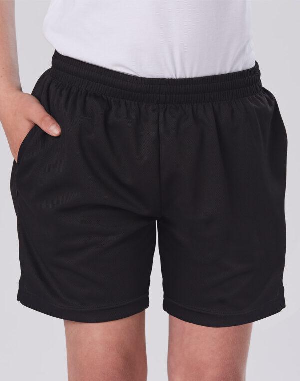 SS01K Cross Kids Sports Shorts 1     Promotion Wear