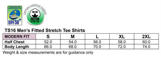 TS16 SUPERFIT Tee Shirt Men's