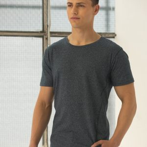 TS27 HIGH PERFORMANCE HEATHER TEE Men's 5     Promotion Wear