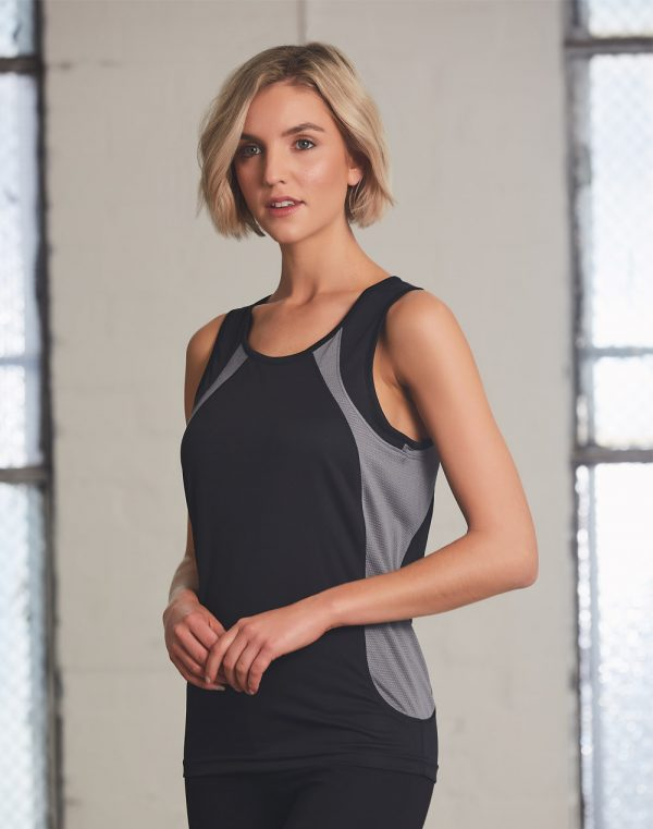TS74 SPRINT SINGLET Ladies'