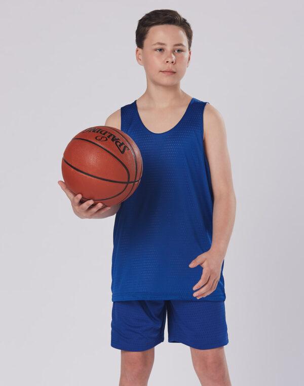 TS81K AIRPASS SINGLET Kids 1 | | Promotion Wear