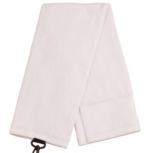 TW06 GOLF TOWEL WITH HOOK