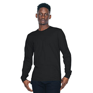 2007W - Unisex Fine Jersey Long Sleeve T-Shirt