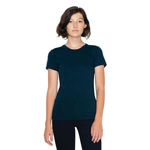 2102W - Women's Fine Jersey Short Sleeve T-Shirt