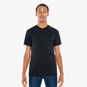 BB401W - Unisex Poly-Cotton Short Sleeve Crew Neck T-Shirt