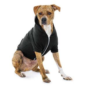 F997W - Flex Fleece Dog Zip Hoodie