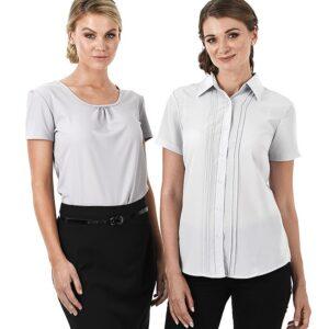 W40 – Ladies Verona Short Sleeve – 4 colours
