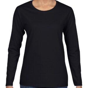 5400L - Gildan® Heavy Cotton™ Ladies' Long Sleeve T-Shirt