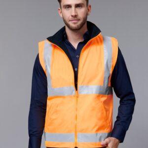 SW76 - Unisex Vic Rail Safety Vest