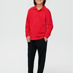 TP25K - Kids French Terry Track Pants