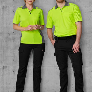 WP24 - Unisex Ripstop Stretch Work Pants