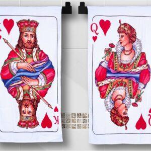 Code : SCFA09 (Couple Set)(King & Queen)